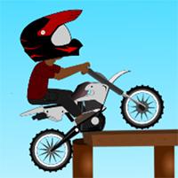 X Motor Bike Game