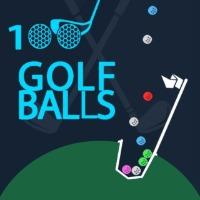 100 Golf Balls Game