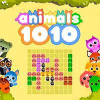10x10 Animals