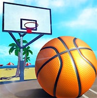 3D Basketball Game