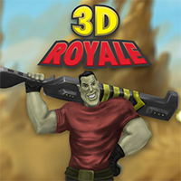 3D Royale - CS Portable Online Game