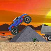 4x4 Monster Truck Game