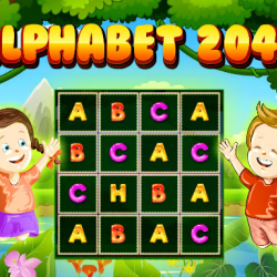Alphabet Toddler Game