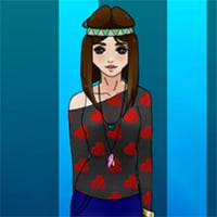 Amelia Dress Up Jogo
