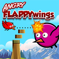 Angry Flappy Wings Game