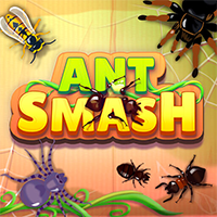 Ant Smash Game