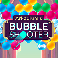 Arkadium Bubble Shooter Game