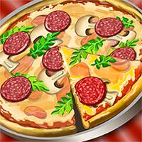 Bake Time Pizzas Jogo