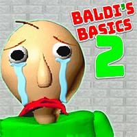 Baldi 2 Game