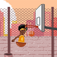 Basket Slam Dunk 2 Game