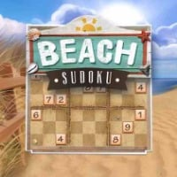 Beach Sudoku Game