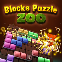 Blocks Puzzle Zoo Game