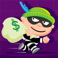 Bob the Robber To Go Game