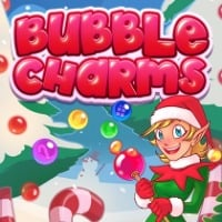 Bubble Charms Xmas Game