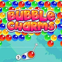 Bubble Charms Game