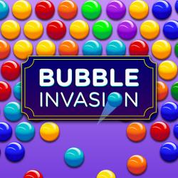 Bubble Invasion Game