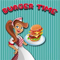 Burger Time Jogo