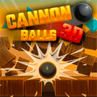 Cannon Balls 3D Game