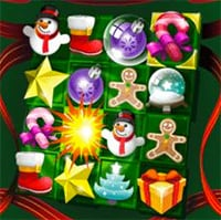 Christmas Jewels Game