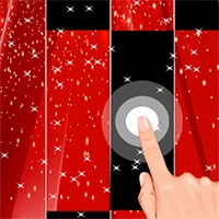 Christmas Magic Tiles Game