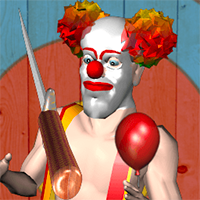 Circus Knife Throw Game