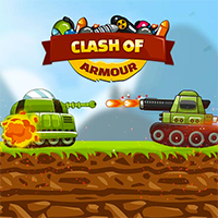 Clash of Armour Jogo