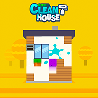 Clean House 3D Game