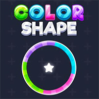 Color Shape Game