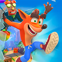 Crash Bandicoot Game