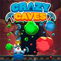 Crazy Caves Game