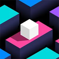Cube Jump Game