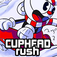 Cuphead Rush Game