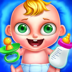 Daily Baby Care Game