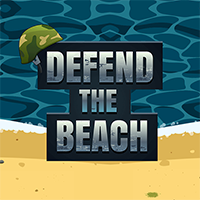Defend the Beach Game