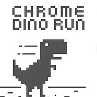 Dino Run (Chrome Dino) Game