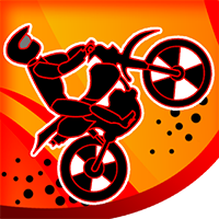 Dirt Bike Trials Jogo