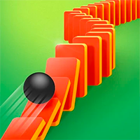 Domino Frenzy Game
