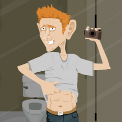 Douchebag Workout Game