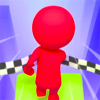 Fall Race 3D Game