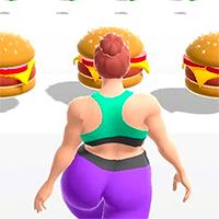 Skinny Fat Run Jogo