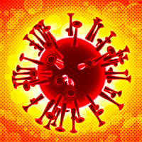 Fight Virus Game