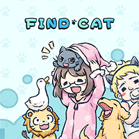 Find Cat Game