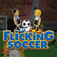 Flick Soccer Game