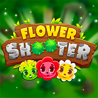 Flower Shooter Game
