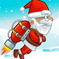 Flying Santa Game