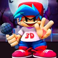 Friday Night Funkin' 3D Jogo