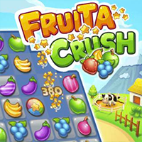 Fruita Crush Jogo