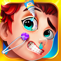 Funny Eye Surgery Game