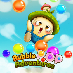 Game Bubble Pop Adventures Game