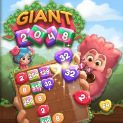 Giant 2048 Game